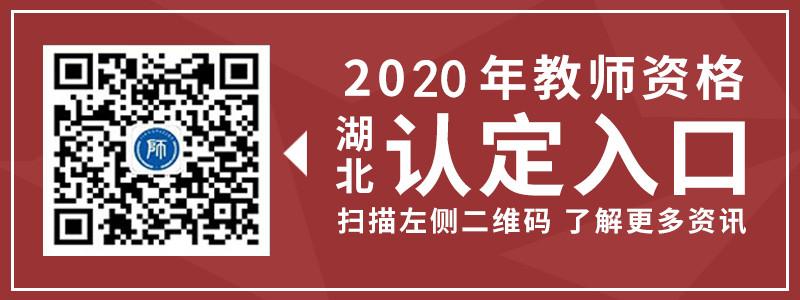 湖北省武汉市教师资格证认定图片